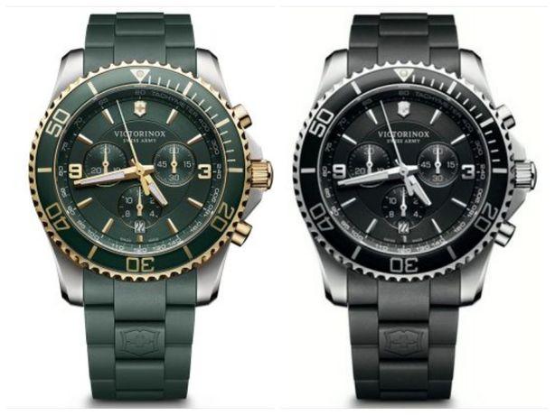 Часы Victorinox Airboss Alliance Fieldforse GMT Maverick Night Vision