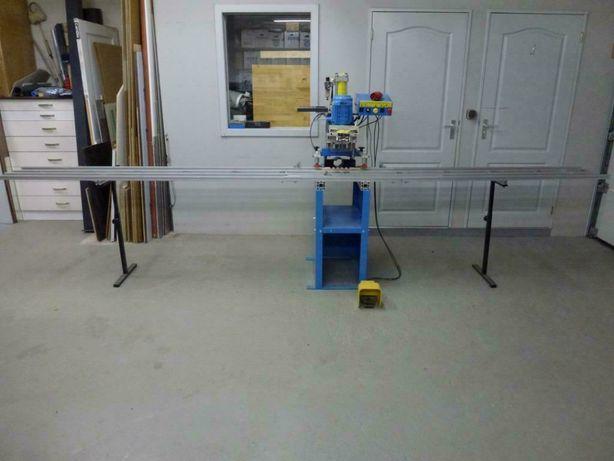 Hettich blue max - maszyna do wiercenia otworów