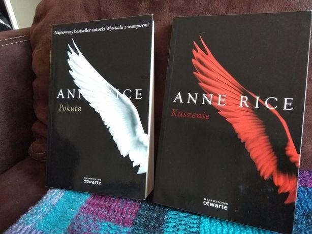 Anne Rice - Pokuta i Kuszenie 2szt