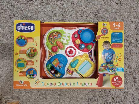 Chicco Ігровий музичний столик, бізіборд, игровой столик