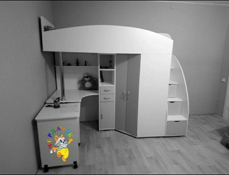 Кровать чердак Киев - изображение 1