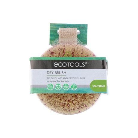Щетка для сухого массажа EcoTools, США антицеллюлитный целлюлит