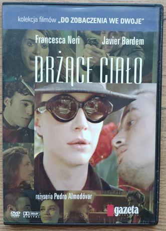 Pedro Almodovar Drżące ciało DVD