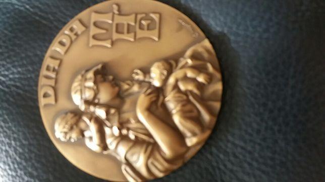 Medalha bronze do dia da mãe
