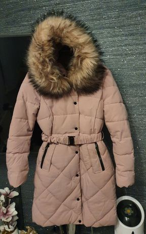 Kurtka zimowa płaszczyk L
