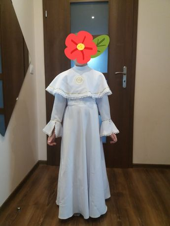 Alba komunijna  rozmiar 134/140