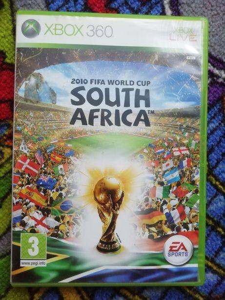 Fifa south africa для xbox 360, лицензия.