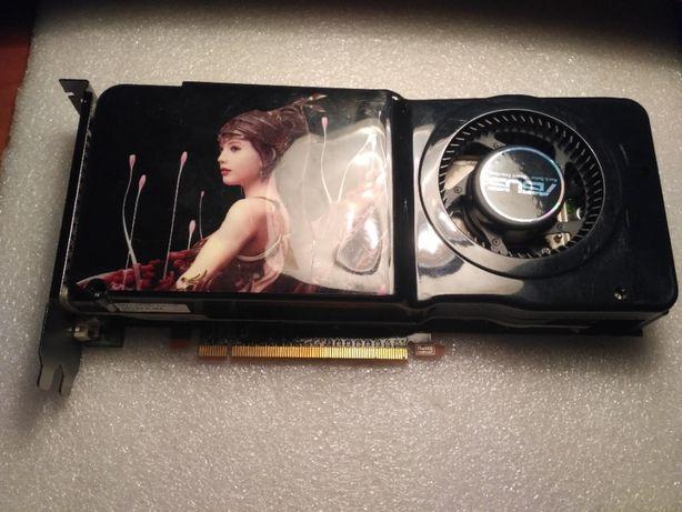 Видеокарта GeForce 8800 GTS, 512 мб, рабочая, без артефактов