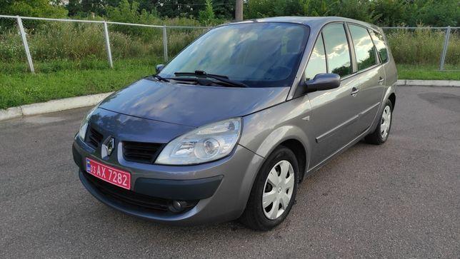Продаю Renault Grand scenic 7 mist Holandia