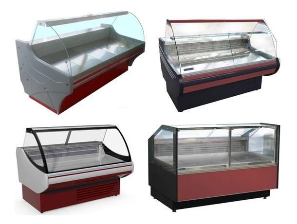 Холодильные витрины:FREDDO,JUKA,UBC и др.В наличии и под заказ. Новые.