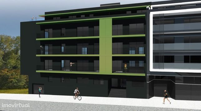 Apartamento T1 em Zona Privilegiada de Viseu