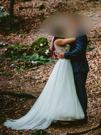 Suknia Ślubna Diana Atena