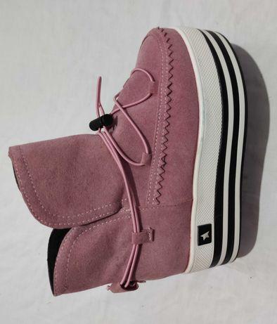 Обувь женская осенне весенняя