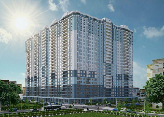 ЖК Аврора Одесса, продам 2к квартиру 5 эт. 75,35 м. от застройщика.