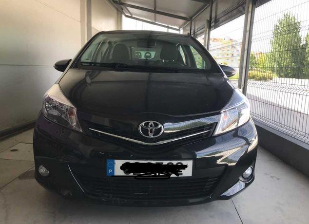 Toyota Yaris D4D 2014