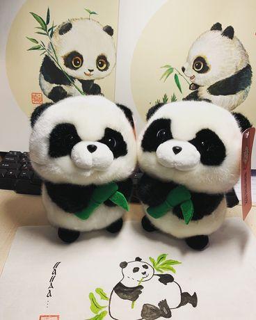 Панда іграшка