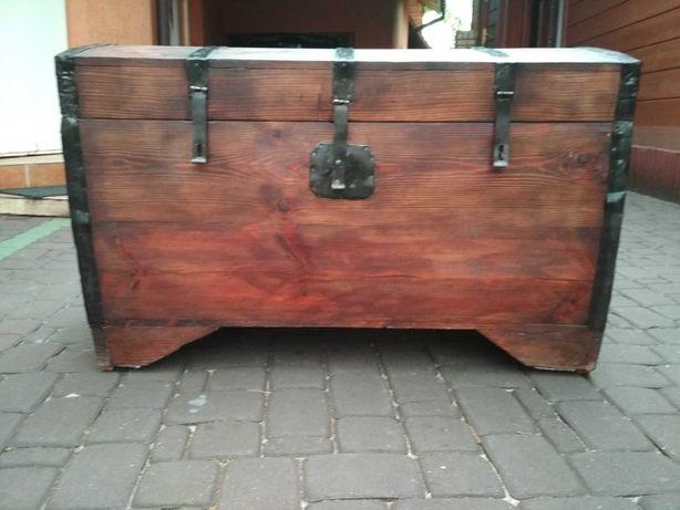 stary kufer 70 lat