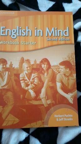 English in mind książka do j. angielskiego
