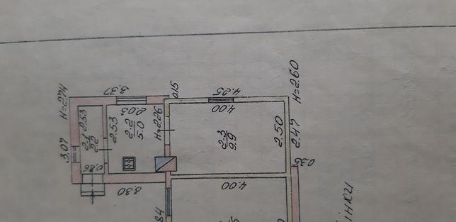 Продам частину будинку в центрі міста