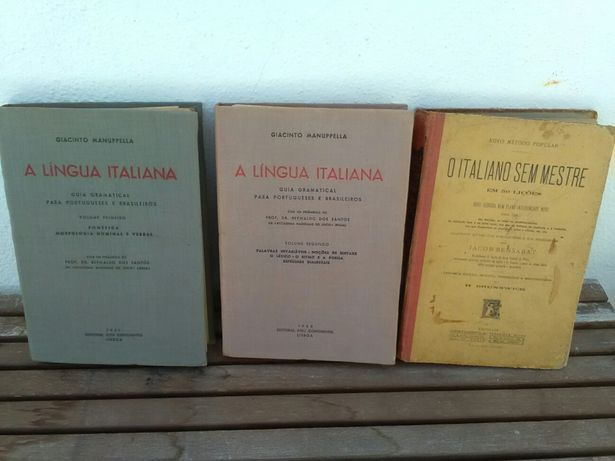 Livros lingua italiana