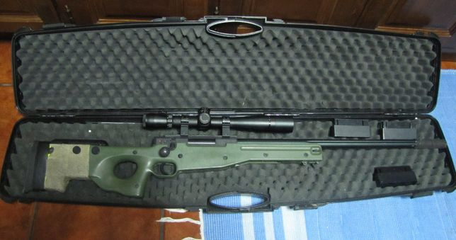 L96 Replica Airsoft Full Upgraded