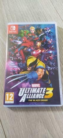 Marvel ulitmate Alliance nintendo switch