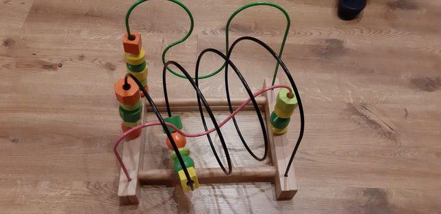 Zabawka edukacyjna z Ikei