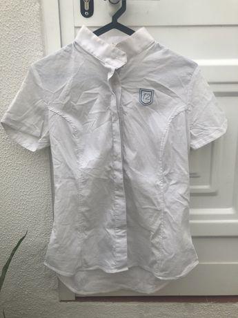 Camisa de prova equitação