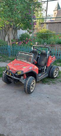 Детский електро автомобиль
