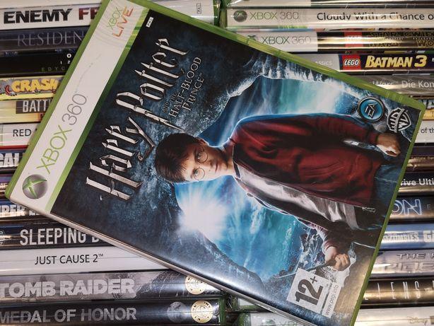 Harry Potter Książę Półkrwi Xbox bez rysek