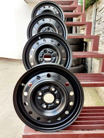Felgi stalowe 13 4x100 Hyundai i30 KIA Picanto. Po renowacji