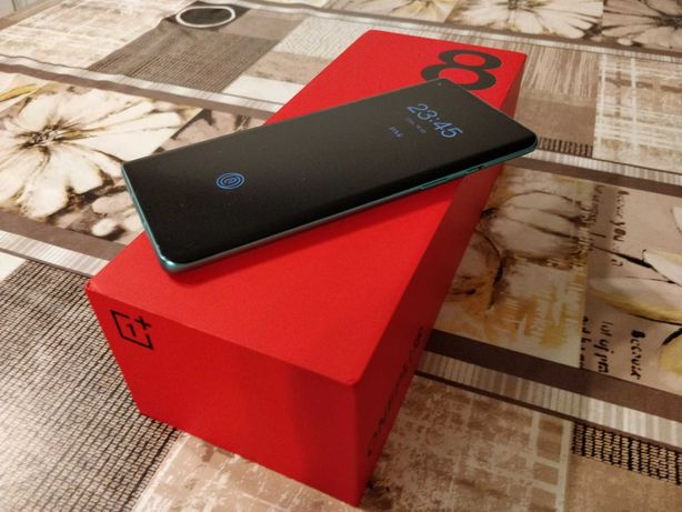 OnePlus 8 8/128Gb zielony, PL dystrybucja