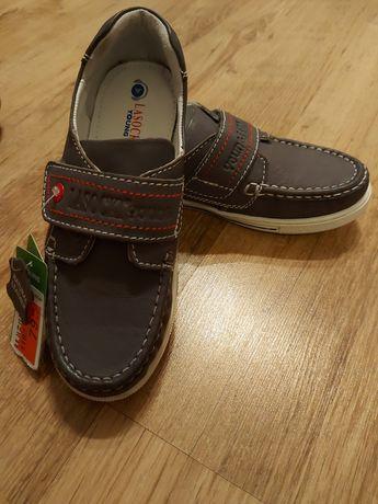 Buty chłopiece nowe