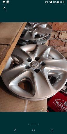 Stalówki +kołpaki struktury. 5x110 Opel Astra