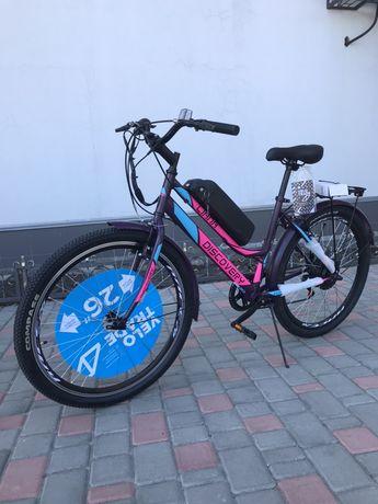 Электровелосипед Liana 26колесо