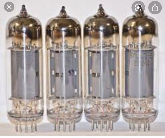 Nowa lampa 6p14p EW wzmocniona zamiennik EL84 . 6n2p EW ecc83