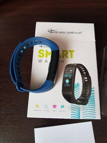 Smart watch Fitness Platinium opaska zegarek