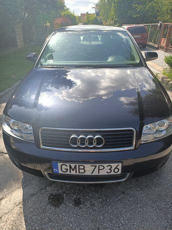 Audi a4 b6 2.0 benzyna 2003r.