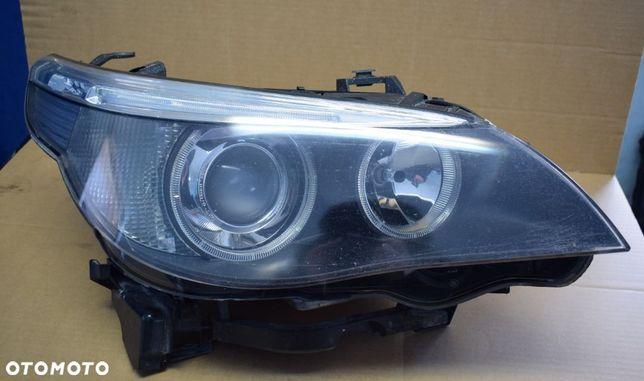 Lampa przednia do BMW E60 E61 przed lift. Bixenon skręt prawa