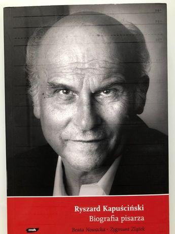 Biografia pisarza - Ryszard Kapuściński