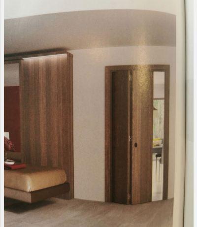 Drzwi łamane firmy Porta