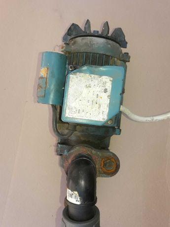 motor bomba de tirar agua