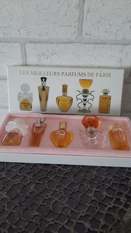 Perfumy miniaturki vintage balenciaga Escada Margaretha Ley cartier