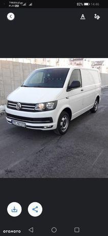 Volkswagen transporter  zadbany