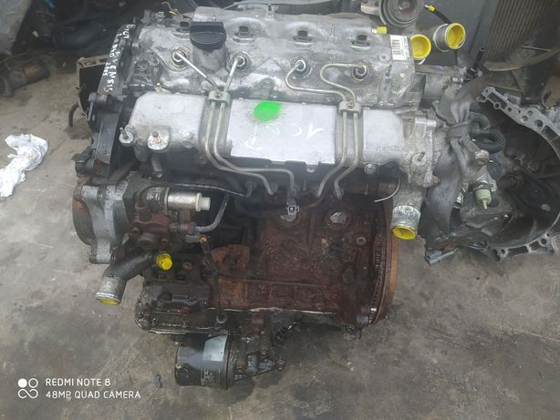 Двигун Мотор Toyota Avensis 2.0tdi D4D (2003-2008) 1CD-FTV