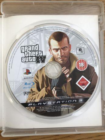 GTA4 игра для PS3