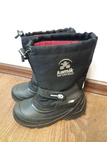 Зимние ботинки Каmik