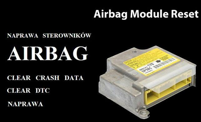Naprawa Reset Sterowników AirBag CrashData