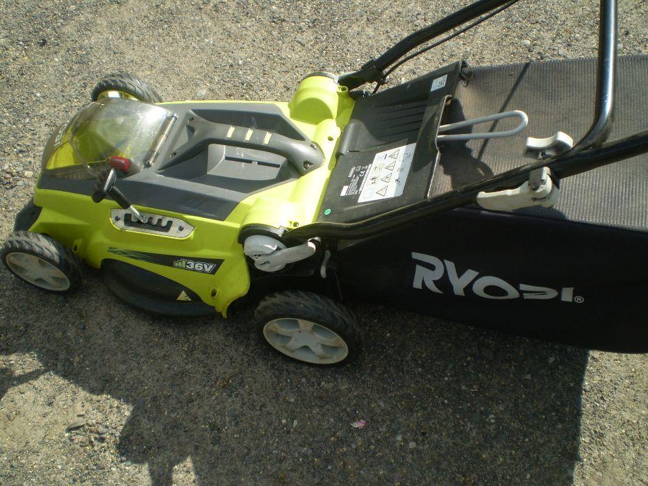 Sprzedam kosiarkę akumulatorową RYOBI Burzenin - image 1