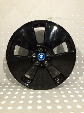 19 - дюймовые диски BMW i3 427 стиль черные 5х19 ЕТ43 черные